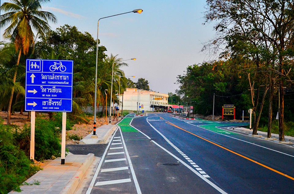 ทช. ทุ่มงบ 144 ล้านสร้างถนนสายแยกทางหลวงหมายเลข 3–ทางหลวงหมายเลข 331 หนุนท่องเที่ยวพัทยา