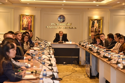 สภาธุรกิจสหรัฐฯ–อาเซียน พร้อมผลักดันการค้าและพัฒนา e-commerce ร่วมกัน