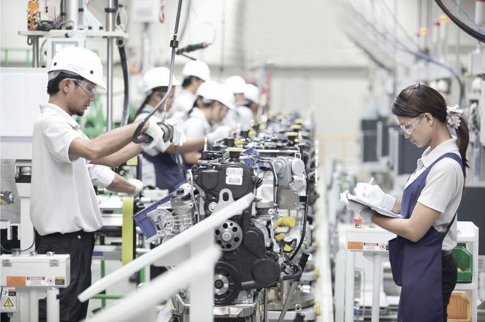 ภาษีใหม่จูงใจนักลงทุน ดันยอดผลิตรถยนต์ในประเทศเพิ่ม