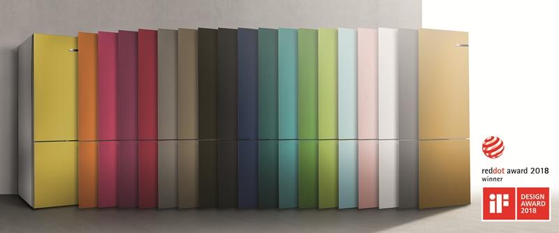 BSH ส่งตู้เย็น Bosch รุ่น Vario Style แสดงความเป็นตัวตน