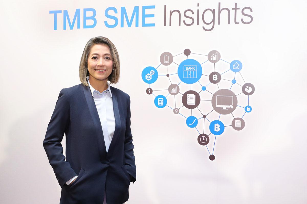 'ทีเอ็มบี' แนะทางช่วย 'SME'  หลุดพ้น 7 พฤติกรรมของ SME ที่ทำให้ธุรกิจไม่ไปถึงฝั่งฝัน