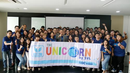 SVL Group จัดกิจกรรม UNICORN Workshop
