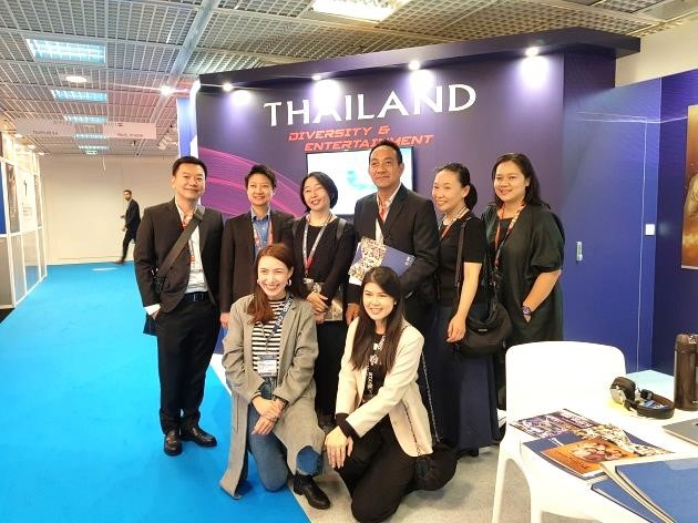DITP ยืนยันความสำเร็จอุตสาหกรรมดิจิทัลคอนเทนท์ไทย จากงาน MIPCOM 2018