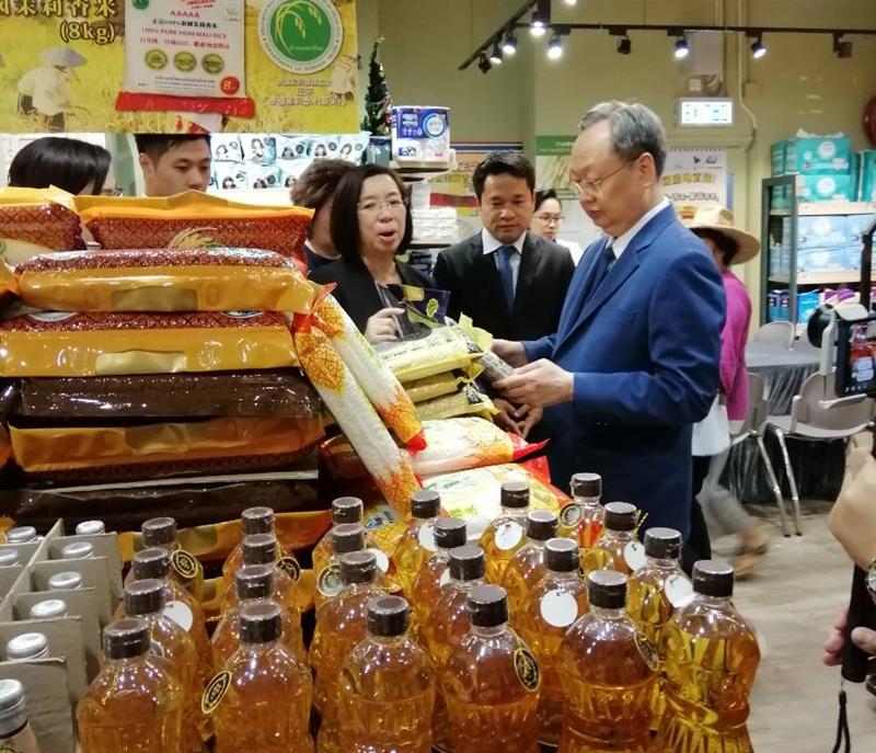 พาณิชย์ดันสินค้าข้าวไทยรุกตลาดฮ่องกง