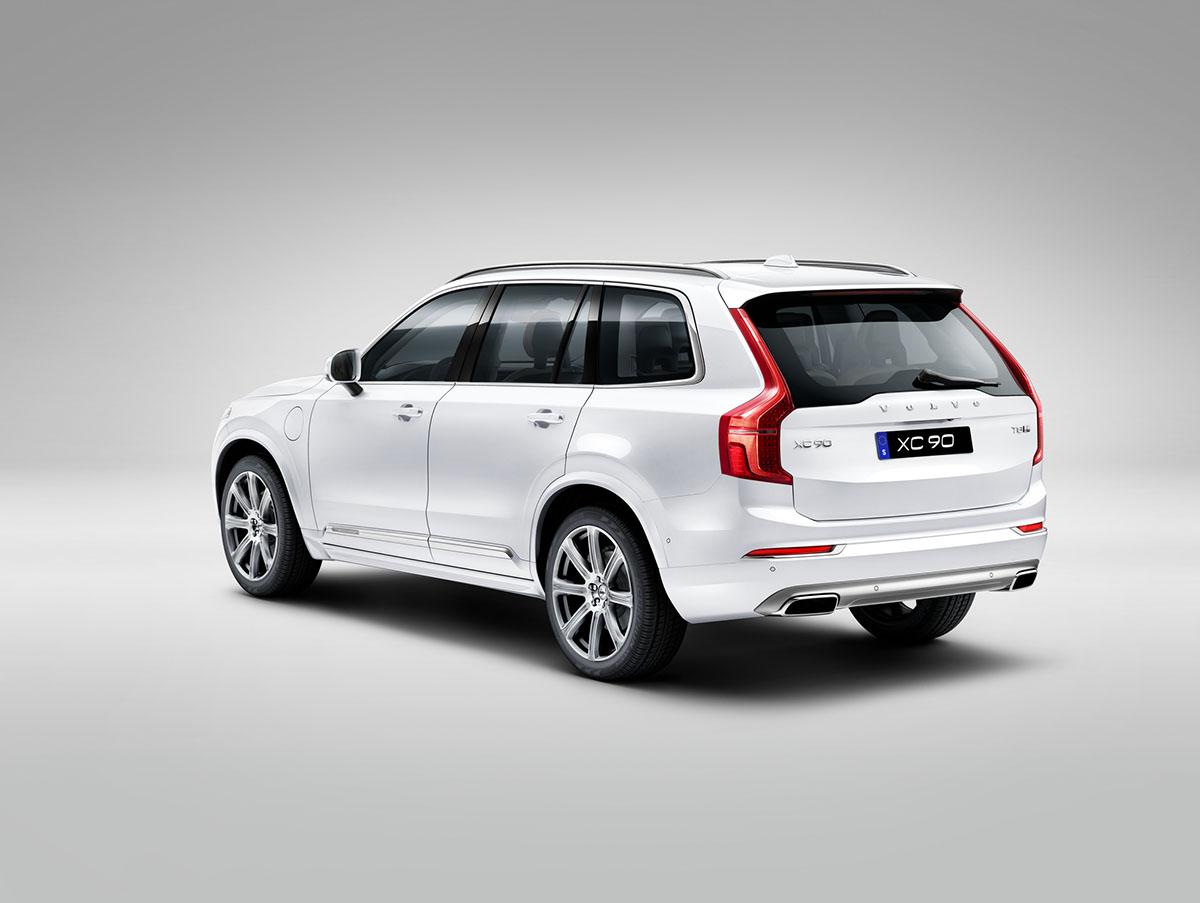 วอลโว่เปิดราคา Volvo XC90 Inscription  เอสยูวีรุ่นใหญ่ 7 ที่นั่ง
