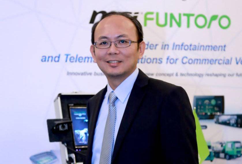 """FUNTORO"" มองไทยตลาดใหญ่ ชู telematics ขยายกลุ่มลูกค้ายานยนต์"