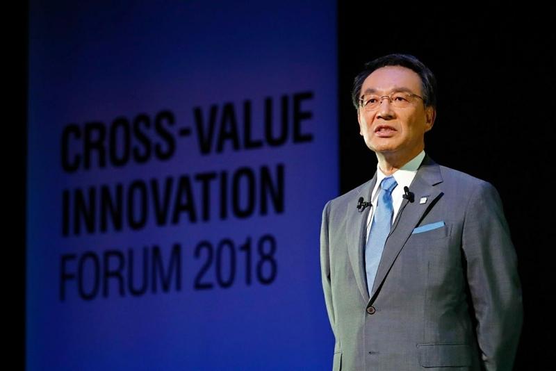 """พานาโซนิค เฉลิมฉลองครบรอบ 100 ปี จัดงาน """"Cross-Value Innovation Forum"""""""