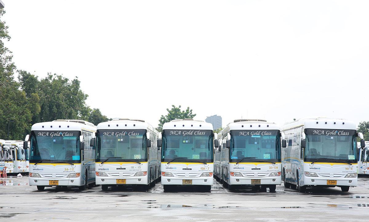 นครชัยแอร์ เตรียมแผนรับการเดินทางเทศกาลสงกรานต์ 62