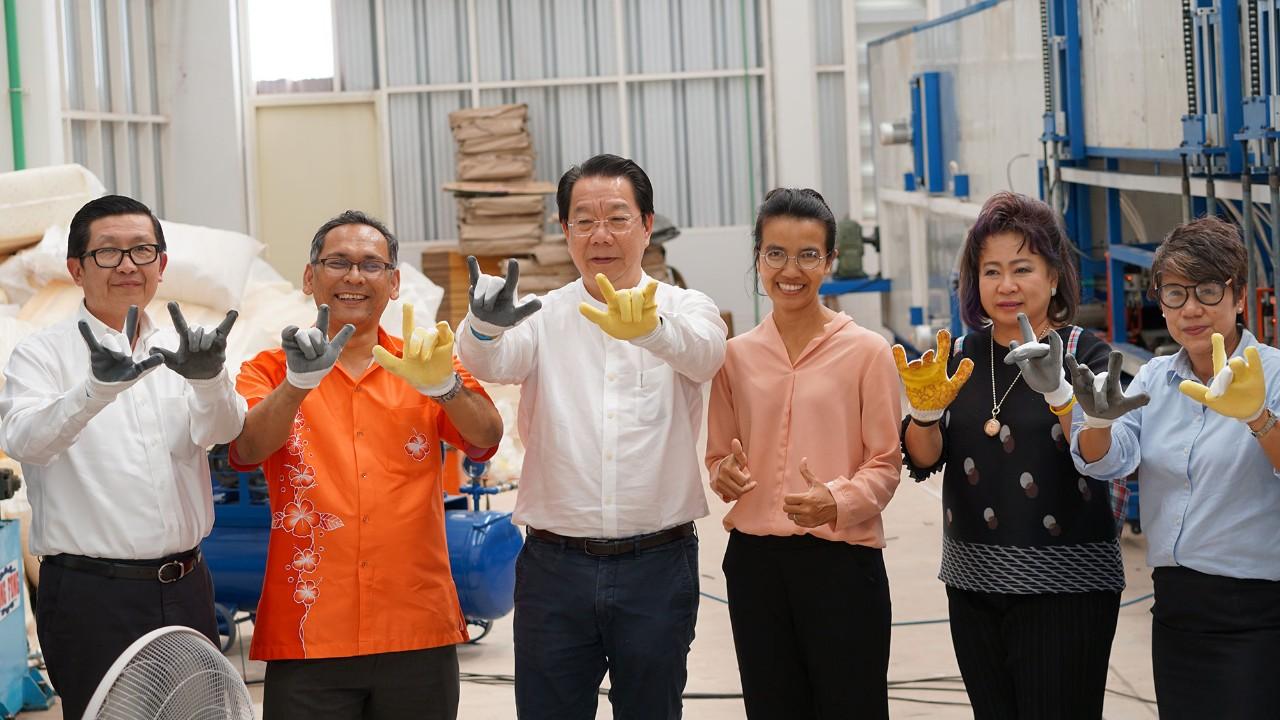 SME D Bank โชว์หลักสูตรปั้นดาวรุ่ง Startup ยางพาราไทย