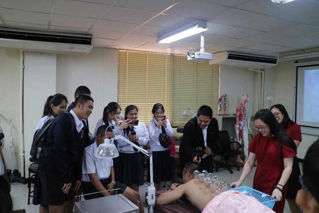 แนะแนวหลักสูตรแพทย์จีน ม.หัวเฉียวฯ