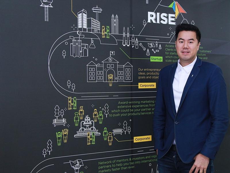 RISE เผยทิศทางธุรกิจในปี 62 ก้าวสู่การเป็นผู้นำด้านนวัตกรรมองค์กรในภูมิภาคเอเชีย