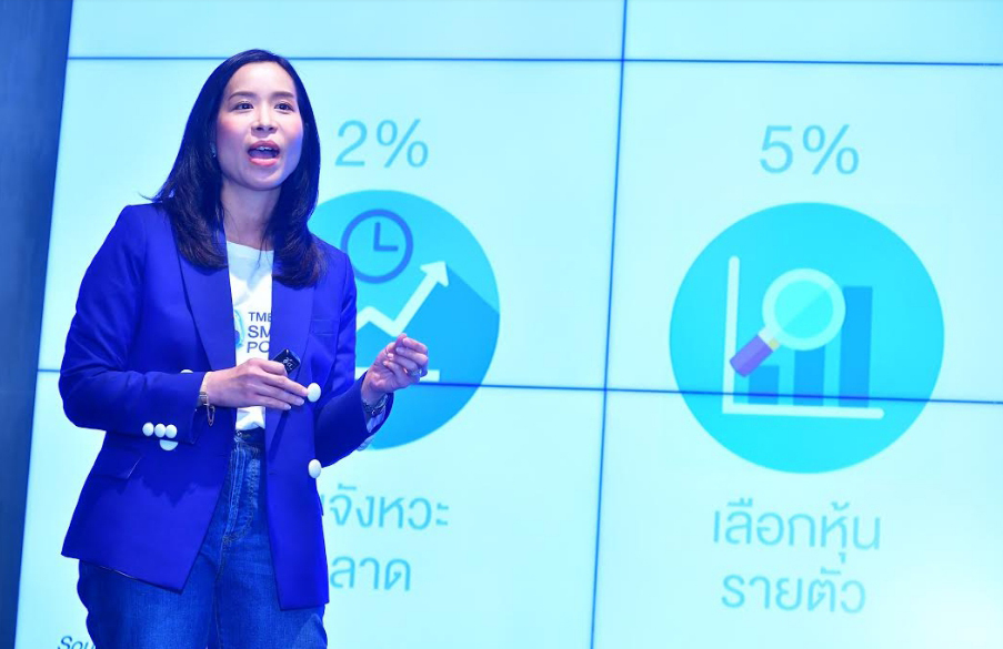ทีเอ็มบี เปิดตัว TMB Smart Port บริการจัดพอร์ตการลงทุนในกองทุนแบบครบวงจรครั้งแรกของไทย