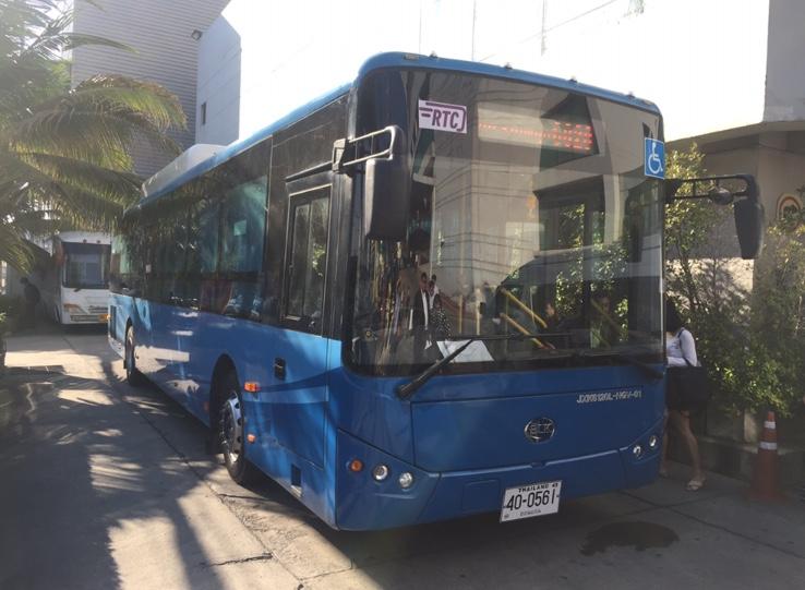 ชาวนนท์เฮ! จ่อเปิดวิ่ง Smart Bus นนทบุรี 19 เม.ย.นี้ ราคา 24 บาทตลอดสาย-ผู้พิการขึ้นฟรี!