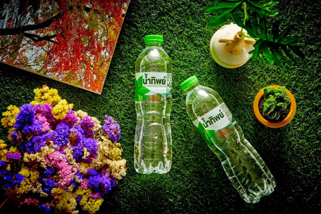 """น้ำดื่ม """"น้ำทิพย์"""" ปรับโฉมอัตลักษณ์แบรนด์ใหม่ พร้อมรูปลักษณ์ดีไซน์ใหม่ สดใสและทันสมัยกว่าเดิม"""