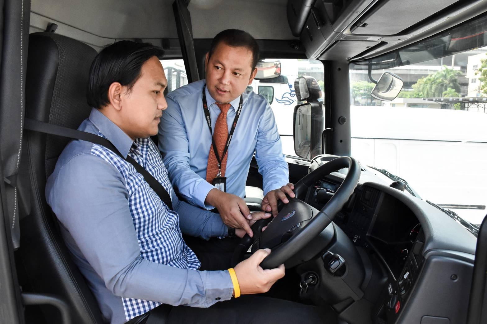 'SCANIA' รณรงค์ความปลอดภัยบนท้องถนนจัดแคมเปญ 'PREVENTIVE MAINTENANCE'