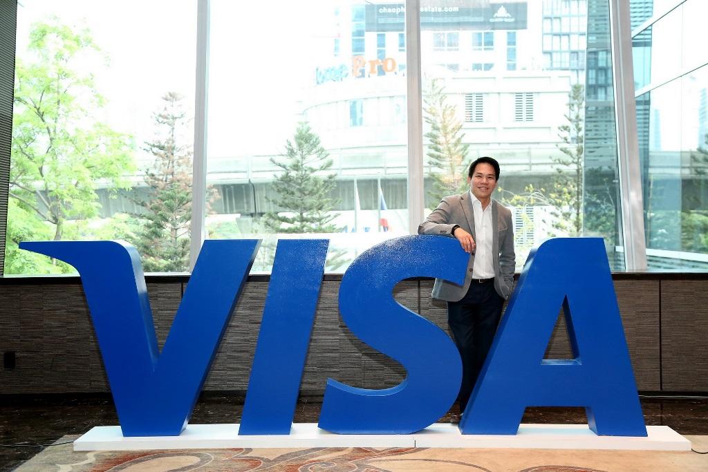 วีซ่า เผยสี่ในห้าของคนไทยไร้เงินสดมั่นใจเงินดิจิตอลมากขึ้น