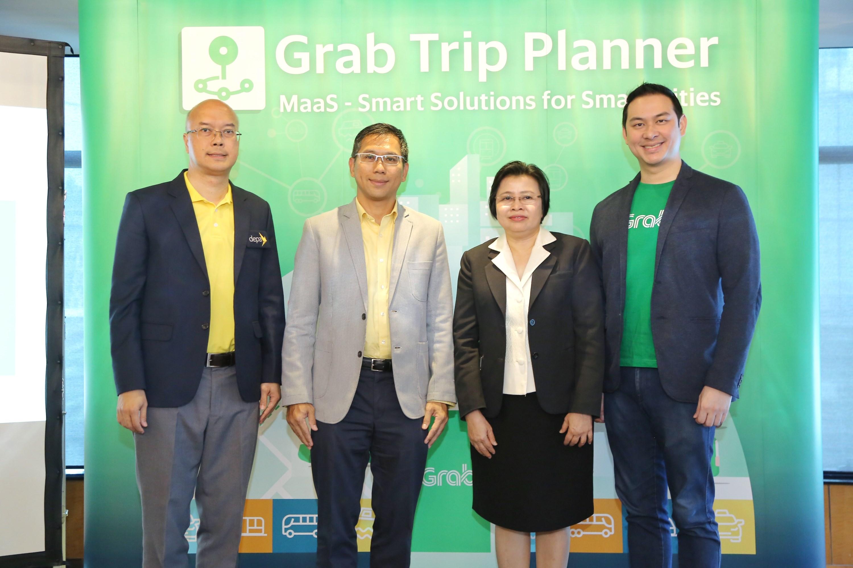 แกร็บ เปิดตัว Trip Planner ฟีเจอร์และบริการวางแผนเดินทางใหม่ล่าสุด