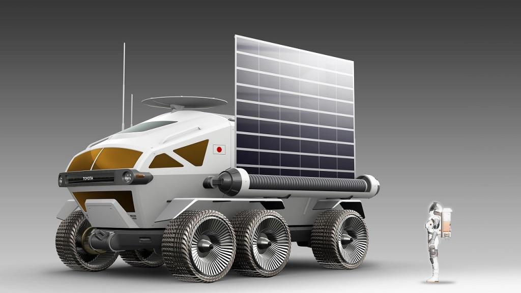 บริดจสโตนกับภารกิจการสำรวจอวกาศนานาชาติกับ JAXA