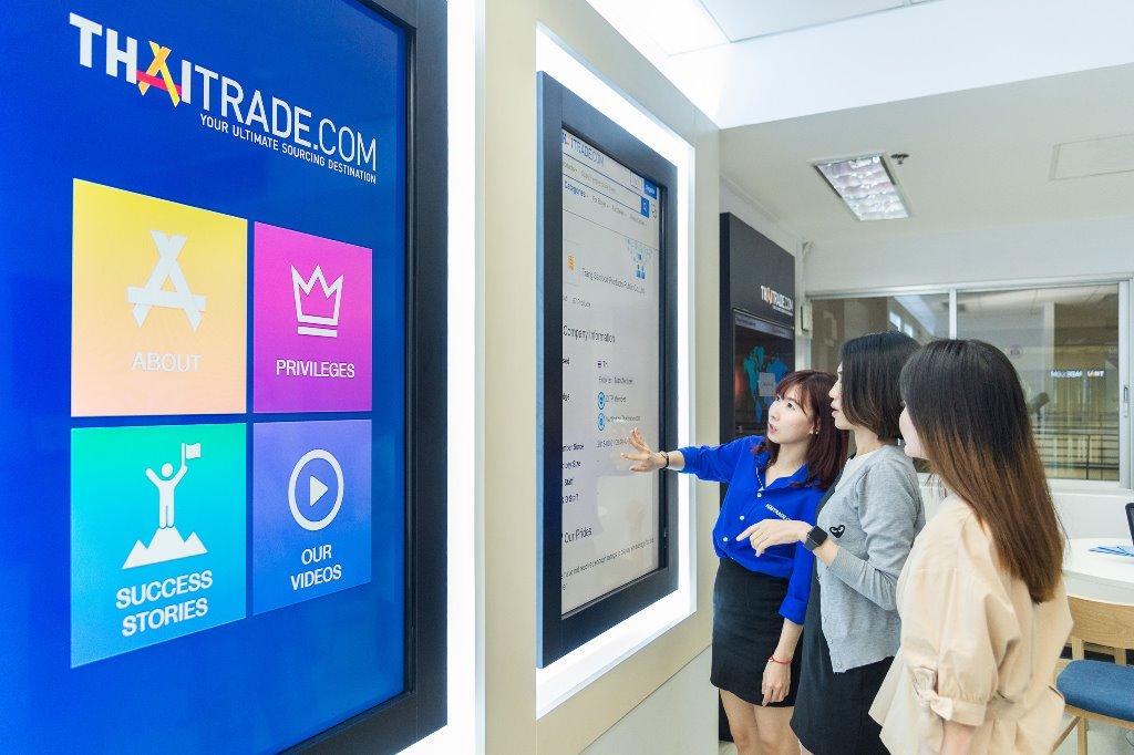 DITP ปรับโฉมบริการ Thaitrade.com 2019 แบบครบวงจร หนุนผู้ประกอบการไทยสู่ตลาดโลกอย่างไร้ขีดจำกัด