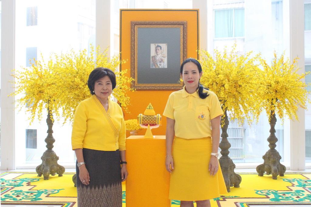 ภิรัชบุรีจัดกิจกรรมเฉลิมพระเกียรติ เนื่องในโอกาสพระราชพิธีบรมราชาภิเษก