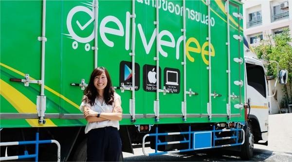 'Deliveree' ฉลอง 4 ปียอดโตทะลุ!! ตอกย้ำการขนส่งผ่านเทคโนโลยี