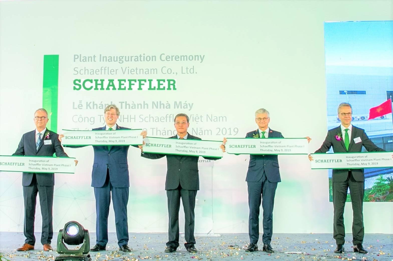แชฟฟ์เลอร์ ทุ่มงบกว่า 1,600 ล้านบาท เปิดโรงงานใหม่ที่เวียดนาม