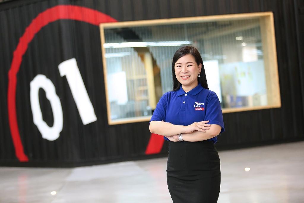 สยามคาร์ดีล ปรับทัพยกระดับธุรกิจยานยนต์ไทยสู่ดิจิตอล  ขยายบริการครบวงจร เตรียมพร้อมรุกตลาด CLMV