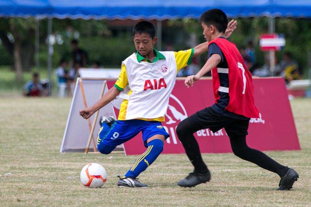 """เอไอเอ ประเทศไทย จัดการแข่งขันฟุตบอล """"AIA Youth Cup 2019"""" ต่อเนื่องเป็นปีที่ 8"""