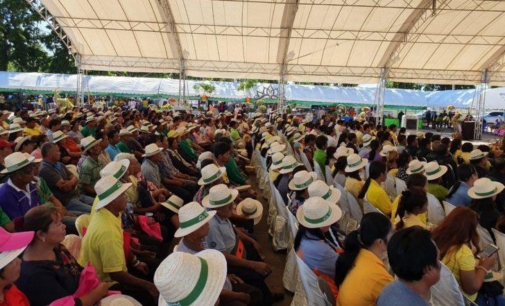 'ซินเจนทา' สนองมาตรการจำกัดการใช้สารเคมีเกษตรลงพื้นที่อบรมเกษตรกร