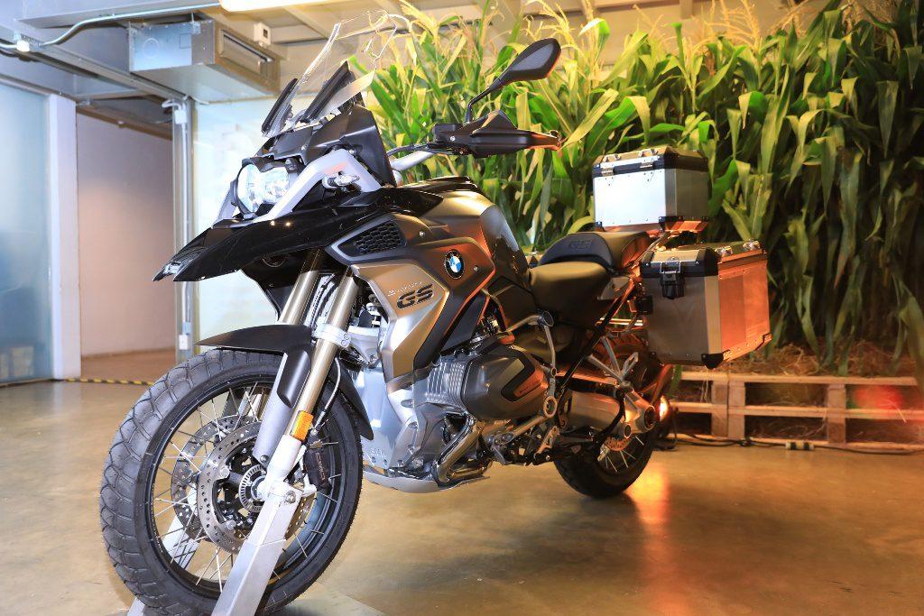 บีเอ็มดับเบิลยู R 1250 GS ใหม่(Limited Edition)สีดำ Black Storm Metallic