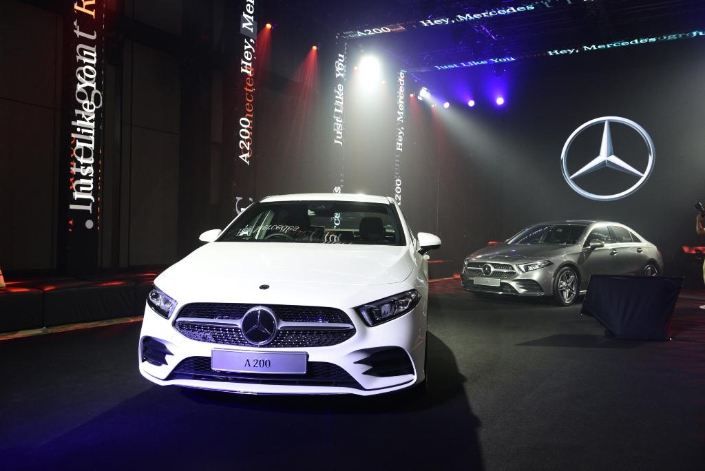 เมอร์เซเดส-เบนซ์ เปิดตัว The new Mercedes-Benz A-Class เจเนอเรชันที่ 4