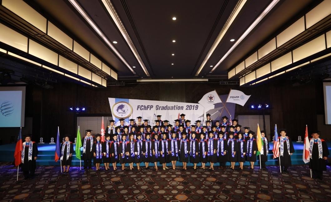 "THAIFA จัดพิธีมอบวุฒิบัตร ""FChFP Graduation 2019"""