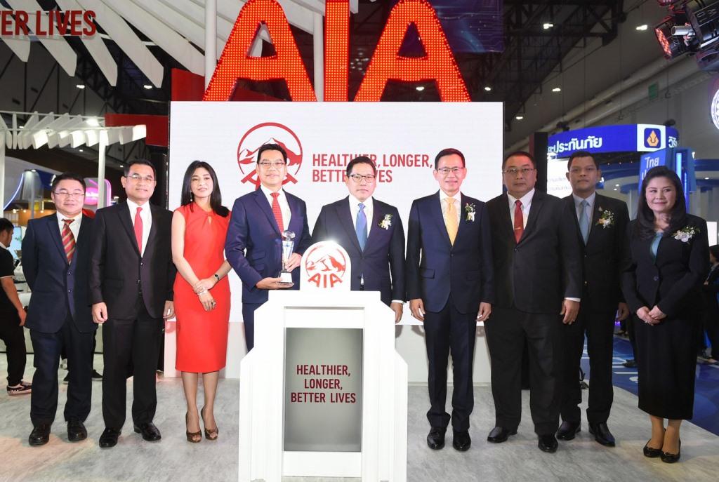 อไอเอ ประเทศไทย คว้ารางวัลPrime Minister's Insurance Awards