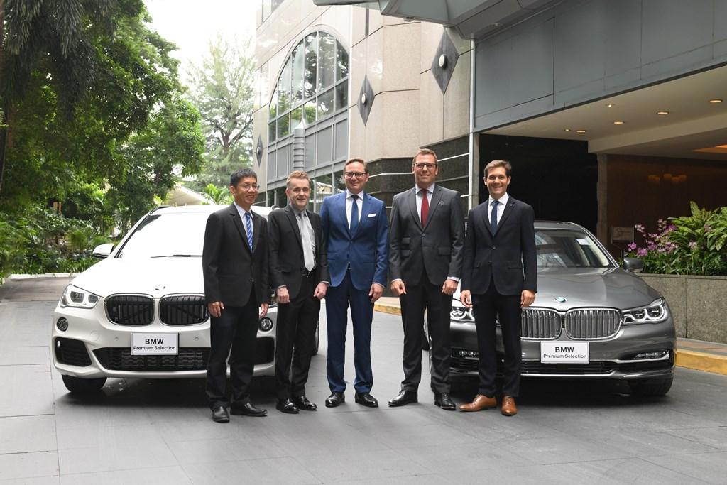 BMW ยกระดับความคุ้มครองกับลูกค้าที่ซื้อรถยนต์มือสองจาก BMW Premium Selection  มอบโปรแกรมการรับประกันจากกลุ่มอลิอันซ์
